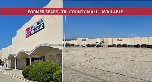 Former Sears Available